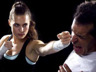 הגנה עצמית לנשים